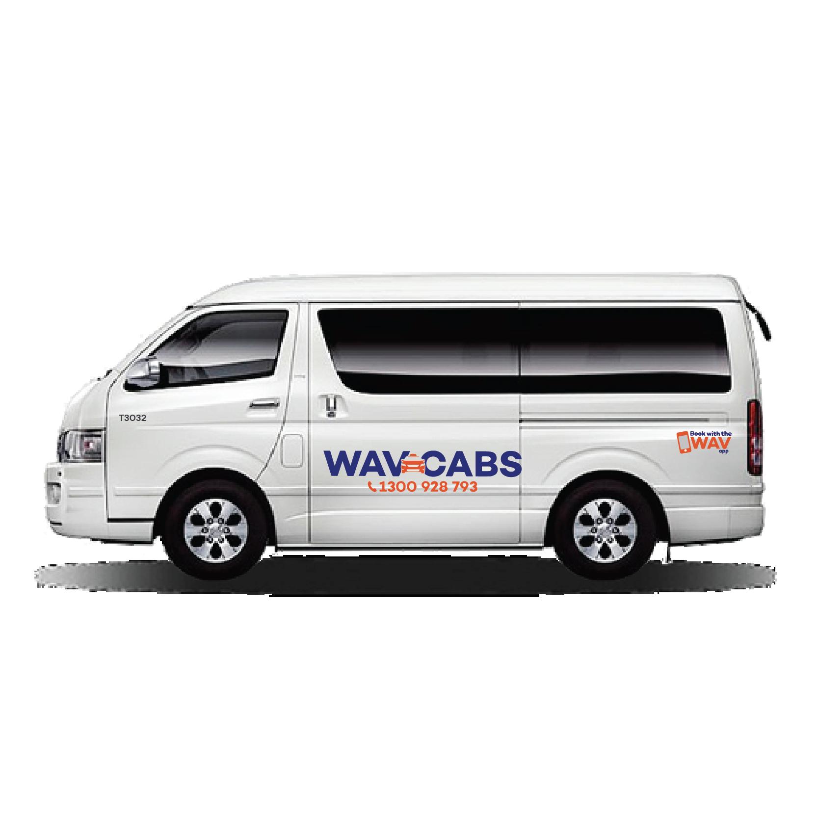 Maxi Cab Hiace