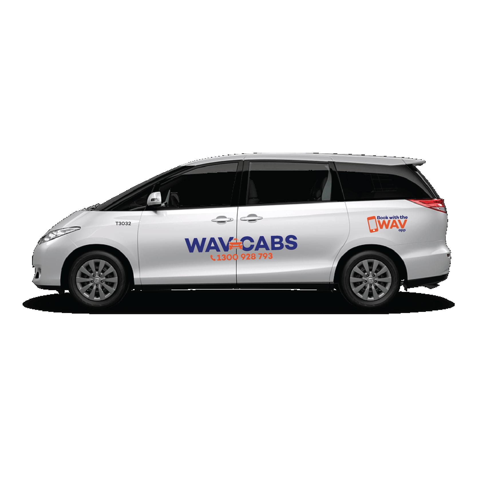 Maxi Cab Tarrago