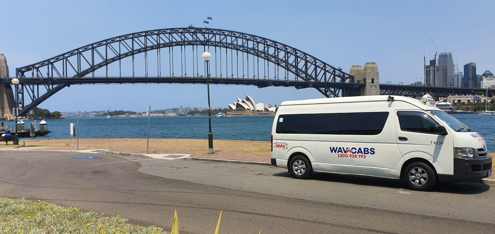 Sydney Maxi Cab Services