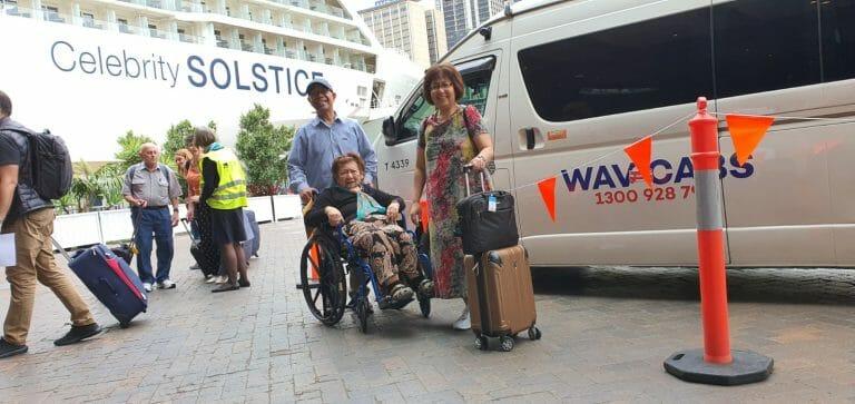 wheelchair taxi sydney