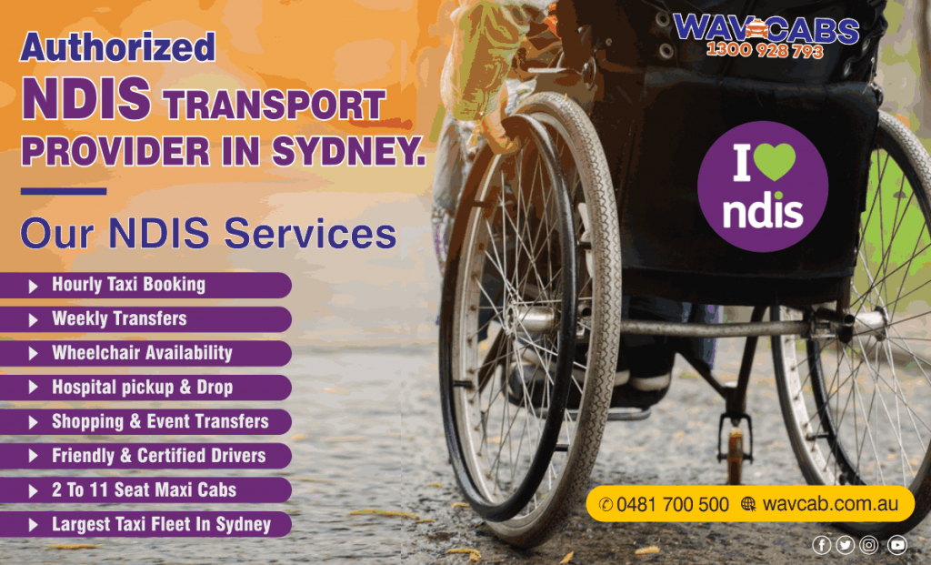 ndis transport sydney