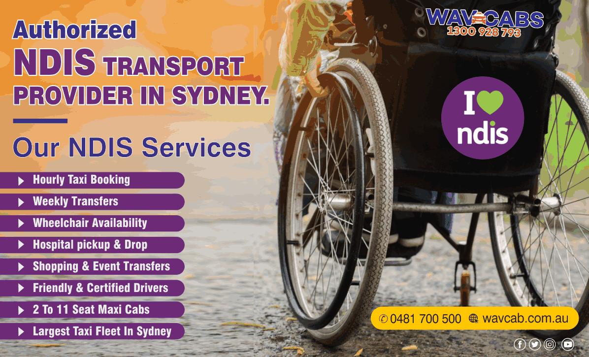 NDIS Transport Provider Sydney