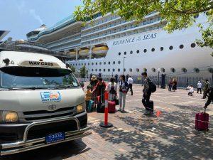 sydney cruise transfer