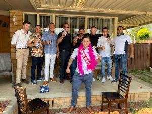 party transfer sydney