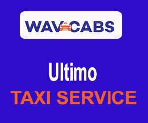 ultimo taxi service sydney